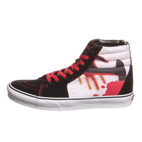 Vans x Metallica - Sk8-Hi Kill 'Em All