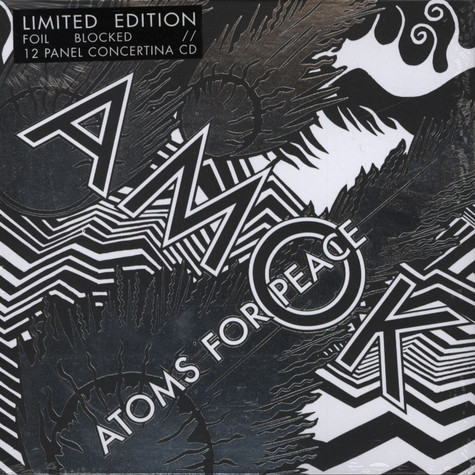 Atoms For Peace (Thom Yorke) - Amok Deluxe Edition