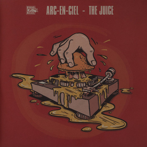 Arc-En-Ciel - The Juice
