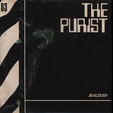 Purist, The - Jealousy feat. Danny Brown / Cold Hearts feat. Big Twinz & Havoc of Mobb Deep