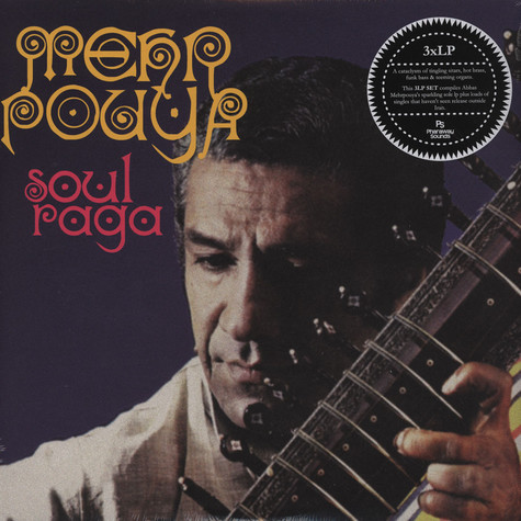 Abbas Mehrpouya - Soul Raga: Anthology