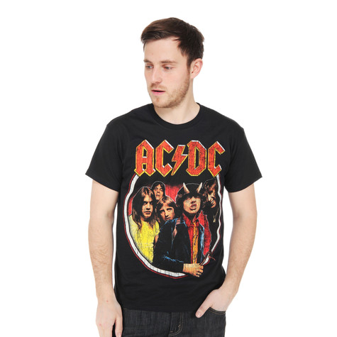 AC/DC - Highway Distress T-Shirt