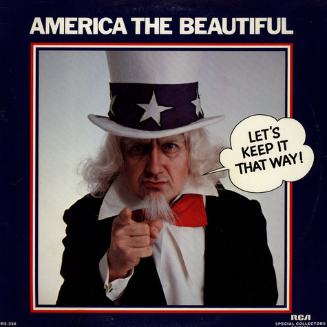 V.A. - America The Beautiful (Let's Keep It That Way)