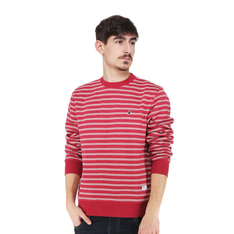Durkl - Bradbury Striped Crewneck Sweater