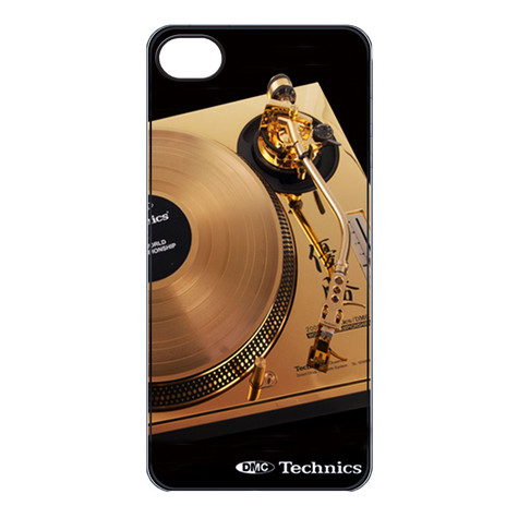 DMC & Technics - iPhone 5 Cover