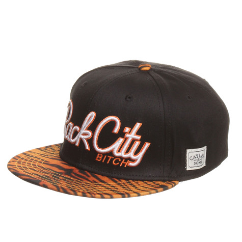 Cayler & Sons - Rack City Snapback Cap