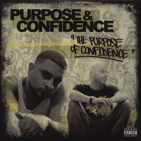 Purpose & Confidence - The Purpose of Confidence Green Edition
