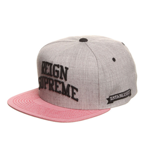 King-Apparel - RS Pinch Snapback Cap