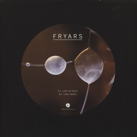 Fryars - Love So Cold