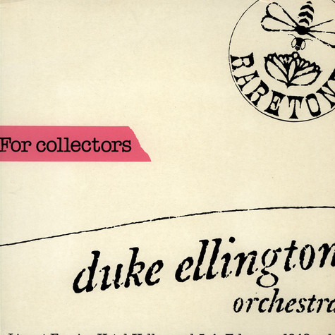 Duke Ellington And His Orchestra - Live At Click Restaurant Philadelphia 1949 - Vol. 3