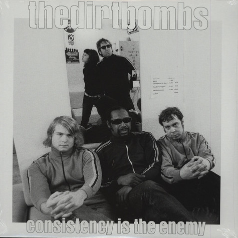 Dirtbombs - Consistency Is The Enemy