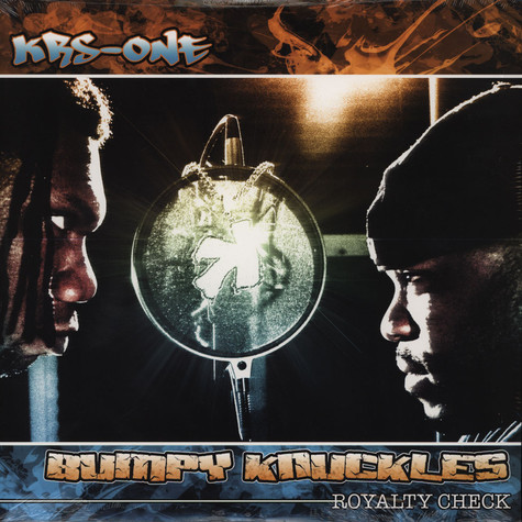 Krs-One & Bumpy Knuckles - Royalty Check