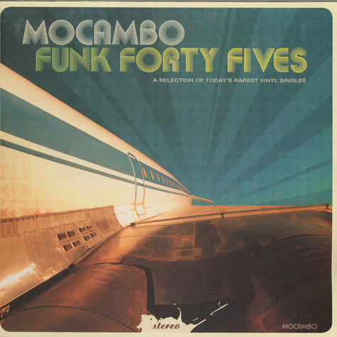 V.A. - Mocambo Funk Forty Fives