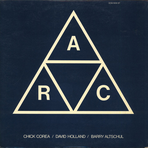 Chick Corea, Dave Holland, Barry Altschul - A.R.C.