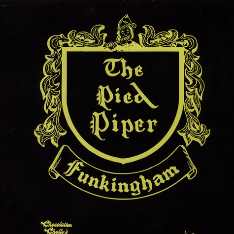 Pied Piper of Funkingham, The - The Pied Piper of Funkingham
