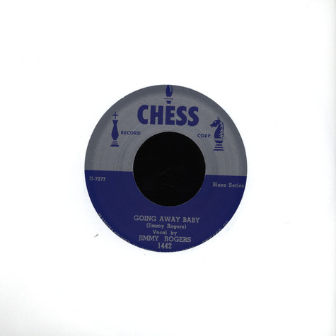 Jimmy Rogers - Goin' Away Baby / Act Like You Love Me