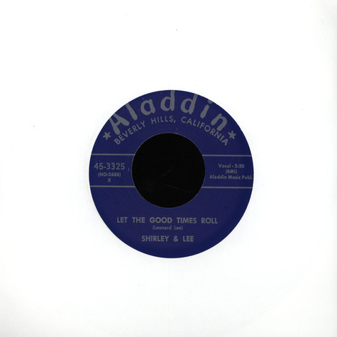 Shirley & Lee - Let The Good Times Roll / I'm Gone