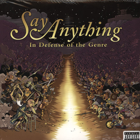Say Anything - In Defence Of The Genre