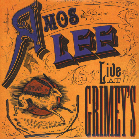 Amos Lee - Live at Grimey's
