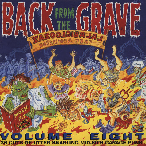 V.A. - Back From The Grave Volume 8