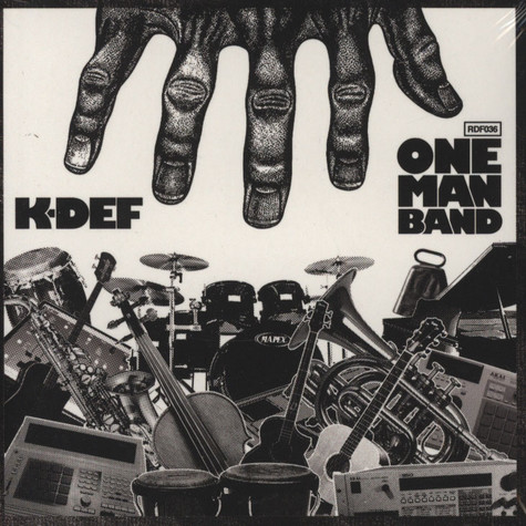K-Def - One Man Band