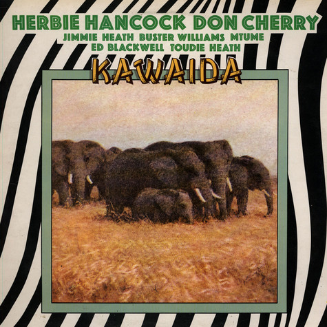 Herbie Hancock, Don Cherry - Kawaida