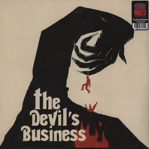 Justin Greaves - OST The Devil's Business