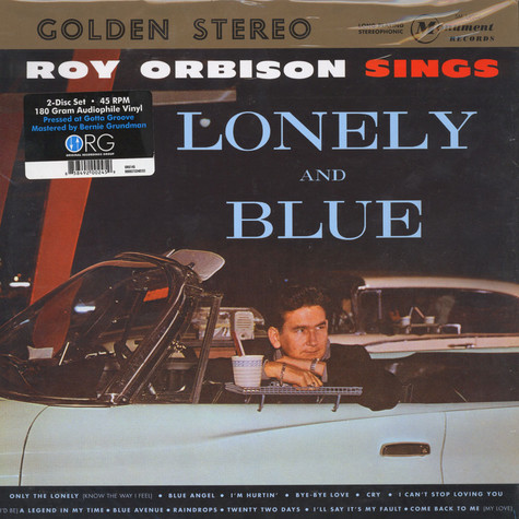 Roy Orbison - Lonely & Blue
