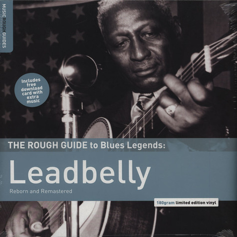 Leadbelly - The Rough Guide To Leadbelly