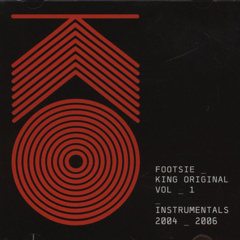 Footsie - King Original Volume 1