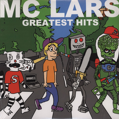 MC Lars - Greatest Hits