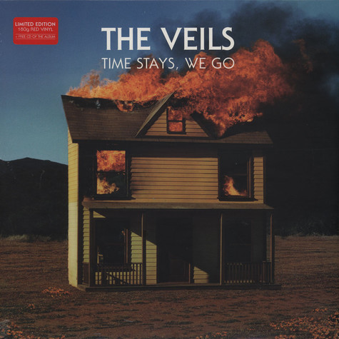 Veils, The - Time Stays, We Go
