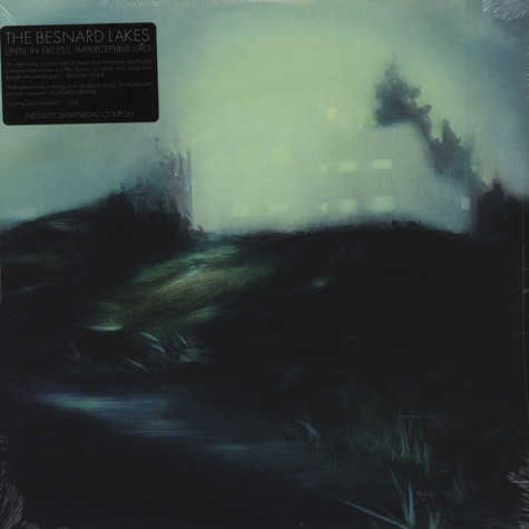 Besnard Lakes, The - Until In Excess Imperceptible Ufo