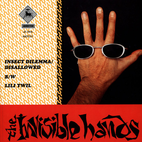 Invisible Hands - Insect Dilemma/Disallowed