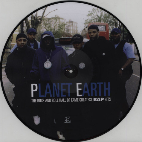 Public Enemy - Planet Earth: Rock And Roll Hall Of Fame Greatest Rap Hits