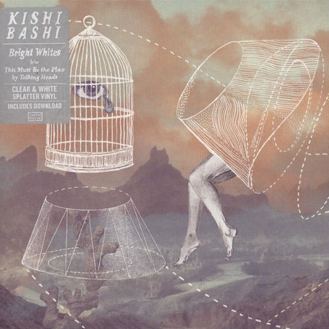 Kishi Bashi - Bright Whites / This Must Be The Place