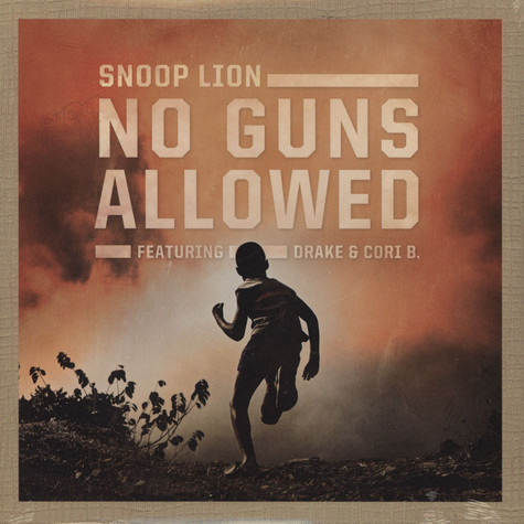 Snoop Lion - No Guns Allowed Feat. Drake & Cori B