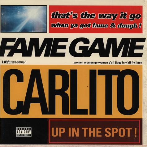 Carlito Feat.Young Robb - Fame Game