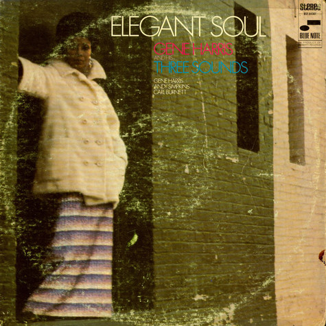 Gene Harris & His Three Sounds - Elegant Soul