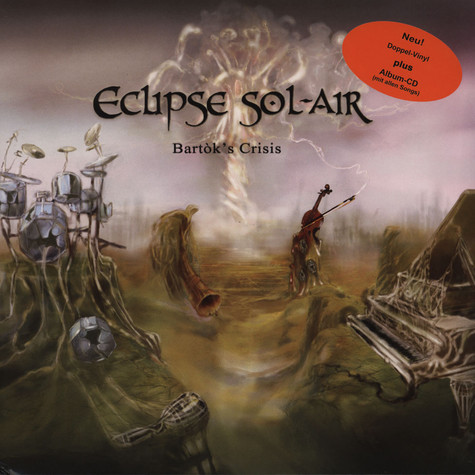 Eclipse Sol-air - Bartoks Crisis