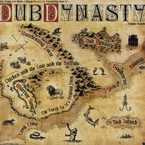 Dub Dynasty - Unrelenting Force
