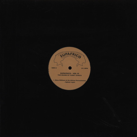 V.A. - Supafrico 6 - The Sound of Funky Africa