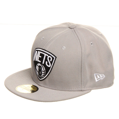 New Era - Brooklyn Nets NBA Team Basic 59Fifty Cap