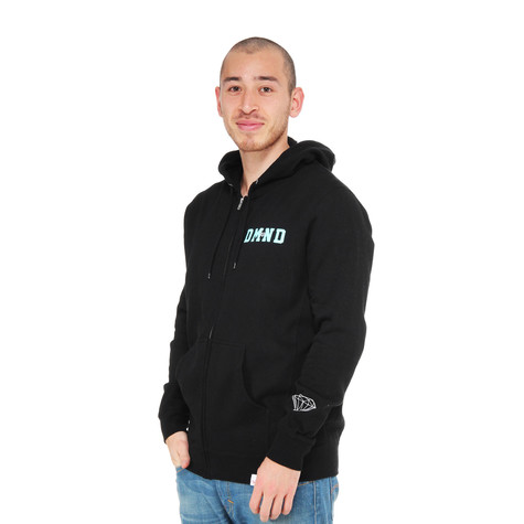 Diamond Supply Co. - DMND Zip-Up Hoodie