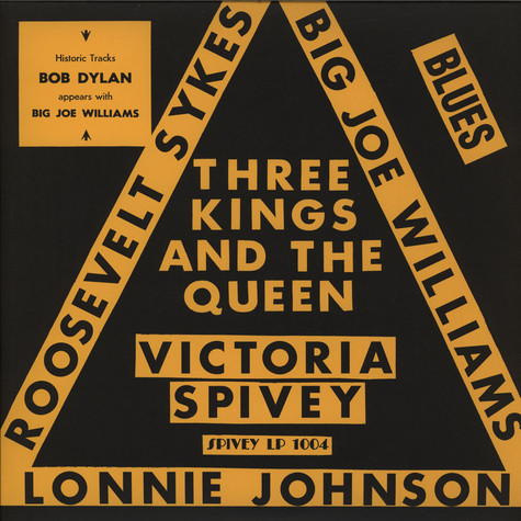 Victoria Spivey - Three Kings And The Queen
