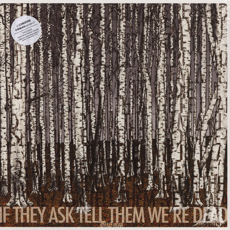 If They Ask, Tell Them We're Dead - Rivulet Moan