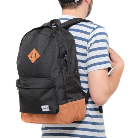 Herschel - Heritage Suede Backpack