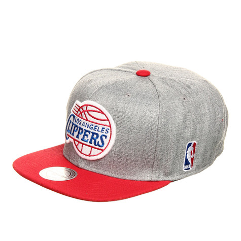Mitchell & Ness - Los Angeles Clippers NBA Team Pop Snapback Cap