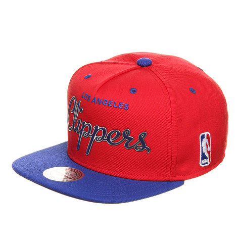 Mitchell & Ness - Los Angeles Clippers NBA Sonic Snapback Cap