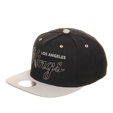 Mitchell & Ness - Los Angeles Kings NHL Sonic Snapback Cap